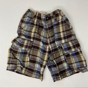 OshKosh B'Gosh Boys Cargo Shorts Size 4